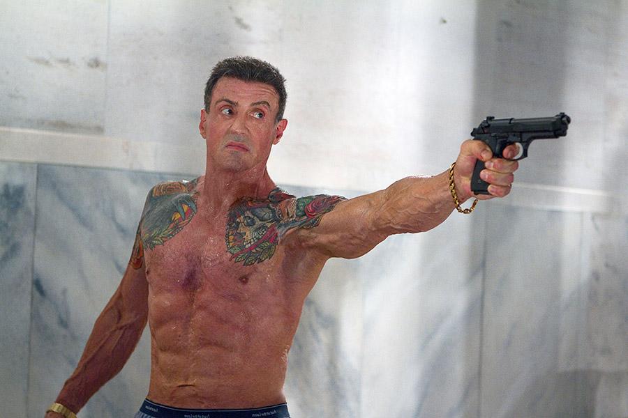 Film Sylvester Stallone Arnold Schwarzenegger