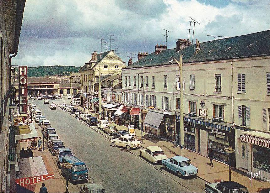 Cartes Postales  Villes France